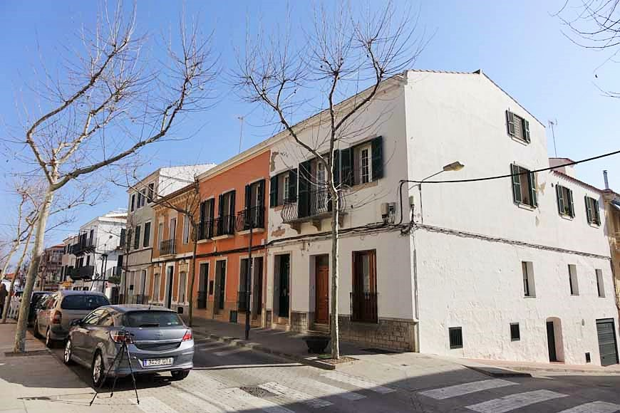 Spacious and reformed townhouse in Es Castell